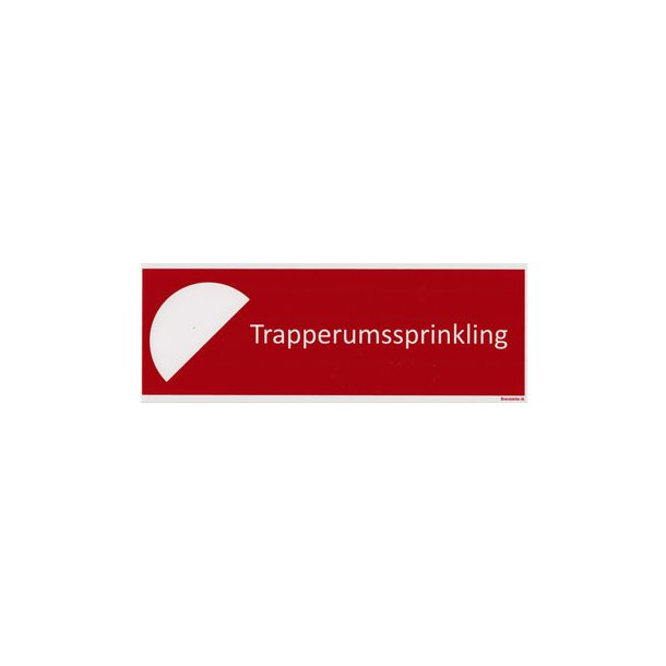 Trapperumssprinkling