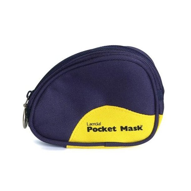Lommemaske i SoftPack, sort
